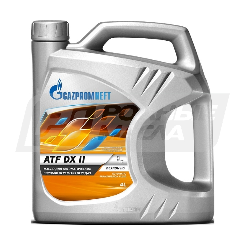 GAZPROMNEFT ATF DX ll, 4л 253651851