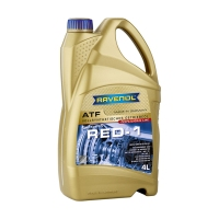 RAVENOL ATF Red-1, 4л 1211117-004