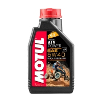 MOTUL ATV Power 4T 5w40, 1л 105897
